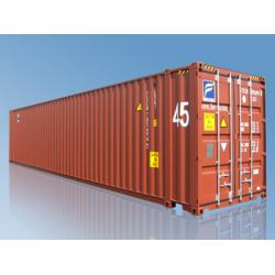 China ISO 45ft Standard Shipping Container , Full Access / Swing Door Container on sale
