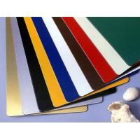Industrial Coated Aluminium Foil Base Material For Plastic Composite Sheet