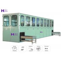 Industrial Ultrasonic Cleaning Machine AC380V For Aluminium Hardware Components