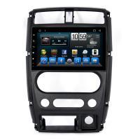 Android Car GPS SUZUKI Navigator 9.0'' Jimny 2007-2017 Bluetooth 4G SIM DSP Play