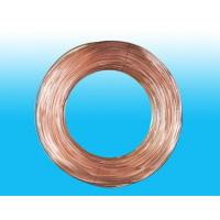 Copper Coated Bundy Tube For Wire-Tube Condenser 4.76mm X 0.6 mm
