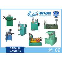 HWASHI Automatic Spiral Fan Guard Spot  Welding Machine