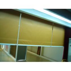 Motorized roll up blinds motorized roll up blinds for Motorized roll up shades