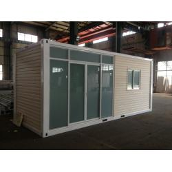 China prefab container house / shipping container house on sale