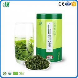China China free additives green dried tea leaves organic green tea on sale