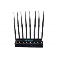 18w Power Mobile Phone Blocker Jammer Long Distance With 3 Cooling Fans Inside