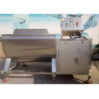 Leafy Vegetable Washing Machine 3kw Pump Power High Airflow Adjusted Speed