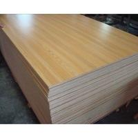 Melamine MDF/melamine laminated board N