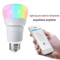 App Controlled Smart Wifi LED Bulb Multi Colour Led Light Bulb With Remote
