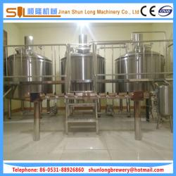 China 1000l german brewing technology beer brewing equipment on sale