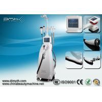 5 In 1 Ultrasonic Cavitation RF Vacuum Slimming Machine For Body / Face Reshaping