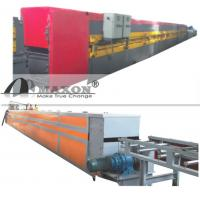 PU Insulated Carved Metal Exterior Wall Panel Production Line