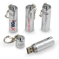 Pantone Keychain Novelty USB Flash Drives Auto-run Metal 8GB High Speed 2.0 Interface