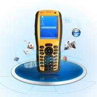 WinCE Handheld PDA Devices , Touch Screen Pda 1D Laser Barcode Scanner RFID Reader