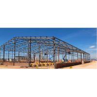steel structure manufacture colorcorrugatedsteelroofingsheetofshijiazhuangsanhesteelstructureco.,ltd.in china