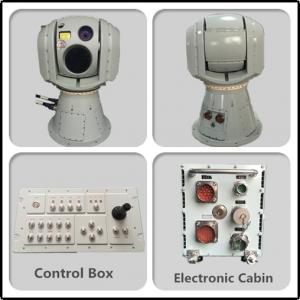 IR + CCTV + Laser Rangefinder Multi-function Electro-optical (EO/IR) System