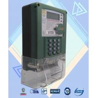 Hermitically Sealed Single Phase Kwh Meter MCB Surge Electric Meter Safety