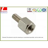 Cnc Turning Stainless Steel Machining SS Fastener Male Female Standoff Thread Bolts