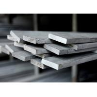 304 / 430 / 201 Stainless Steel Flat Bar ASTM A276 19mm To 300mm Width