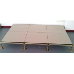 China FS800 600 x 600 x 40mm anti-dust Ceramic Or Marble tile Raised Computer Floor on sale