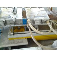 Plastic PVC WPC Profile Extrusion Line With Bi Metallic Screw And Barrel