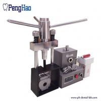 Alloy Dental Lab Instruments Automatic Flexible Denture Injection System Machine