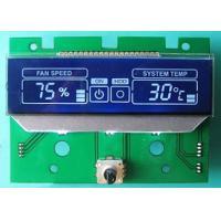 Fan speed controller temperature control