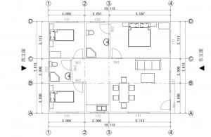 China house plans