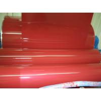 508mm Prepainted Galvanized Steel Coil , Colour Coated Coils With Protective Film
