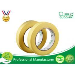 China Self Adhesive Automotive Masking Tape Decoration For Mounting Printing Plates on sale