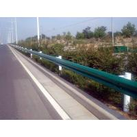2 / 3 Waves Highway Guardrail Roll Forming Machine / Equipment With PLC Control