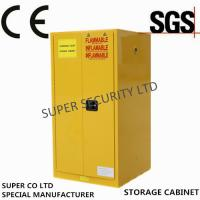 Laboratory Hazardous Material Chemical Fireproof Safety Storage Cabinets For Flammables