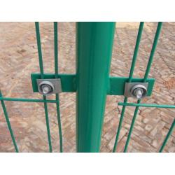 China Galvanized PVC coated Welded Wire Fencing---2014 BIG SALE! on sale