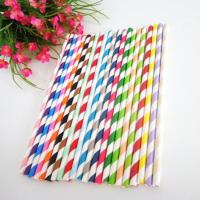 Color biodegradable paper straw factory,Disposable straw price,Paper straws drinking straws supplier