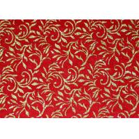 Red 12mm Acoustic Absorber Panels , Acoustic Panels for Home