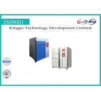 KingPo Thermal Shock Tester , Thermal Shock Test Machine Various Types