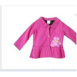China  Anti- Piling fabric Red Spring Cotton Girl Toddler Graphic tees Long Sleeve t Shirts  on sale