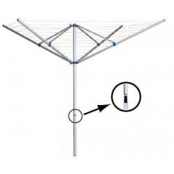 China 60M rotary washing line on sale