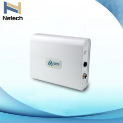 China White Mini Hotel Ozone Machine Portable Ozone Generator 100 mg/Hr For Air Purifier on sale