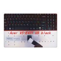 New Notebook keyboard for Acer Aspire E15 E5-511 E5-511G E5-571 E5-571G Series laptop Keyboard