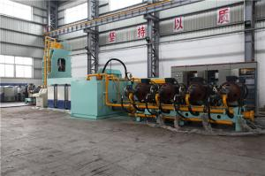 High Capacity Scrap Baler Machine For Metal Structural Parts , Industrial Baler