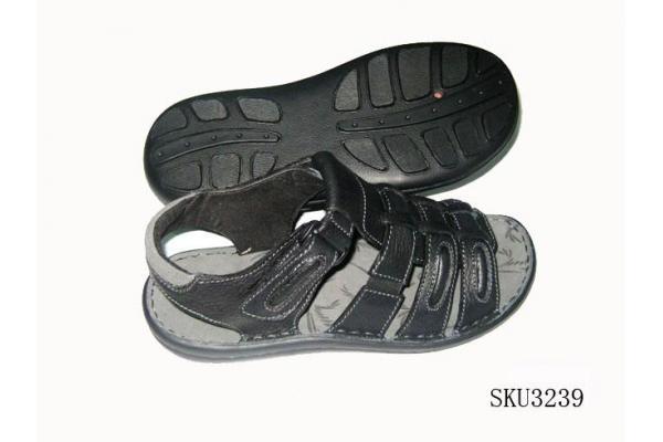 leather sandals (sku 3239)