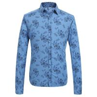 Professional Clothes Garment Dyeing Service casual cotton shirts for men