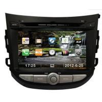 I-POD 3G USB Hyundai DVD Players with Radio RDS Display Built in GPS