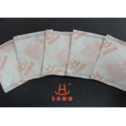 China Multifunctional Drying Desiccant Packs DMF Free With Amylopectin Polymer Material on sale