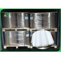 50gsm - 60gsm FDA Certified Resistance MG / MF Paper Size 25 × 38 Inch In Reels