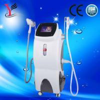 IPL + rf E light Laser for Hair Removal Machine/ ipl hair removal machine