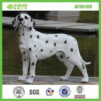 Resin Dog Sculpture