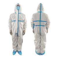 CE FDA disposable Medical sterile protective clothing hospital virus isolation coveralls Anti new Coronavirus protective