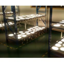 China PF >0.95 Dimmable Led Panel Light Square 2700lm Led Panel Lighting on sale
